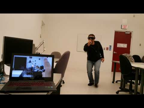 Multimodal Interactions with HoloLens