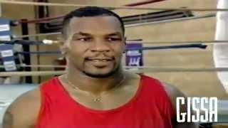 Tyson Hits Don King