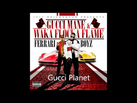 01. Ferrari Boyz - Gucci Mane & Waka Flocka | FERRARI BOYZ