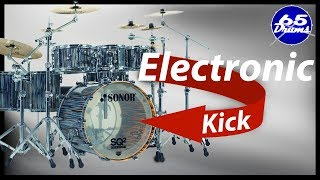 5 Ways To Convert An Acoustic Kick Drum Into Electronic