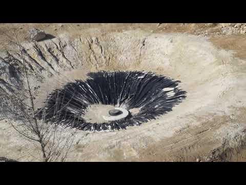 Смертельный полигон - пос.Дубна (Тула), отравлен водоносный слой!