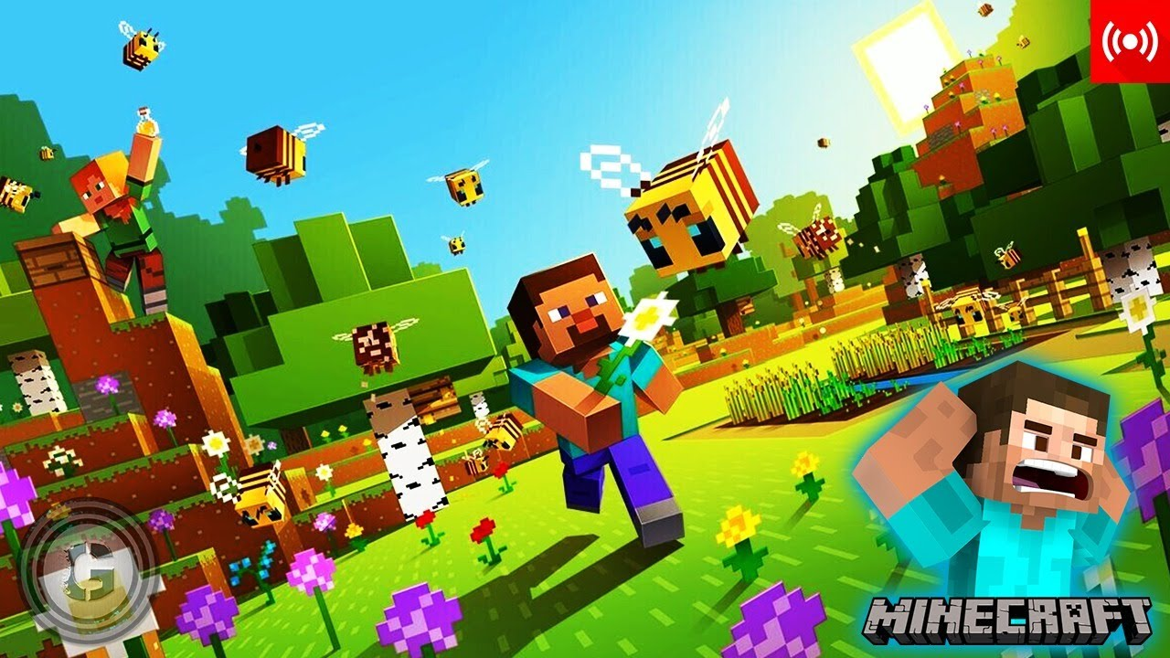 Live A Free Minecraft Server To Play With Minecraft