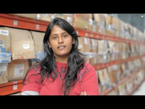 Logistics Department Manager in Decathlon Sports India