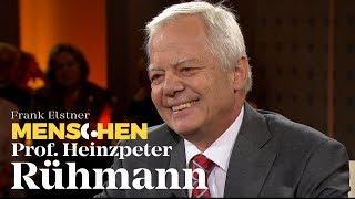 Einziger Sohn von Heinz Rühmann - Prof. Heinzpeter Rühmann | Frank Elstner Menschen