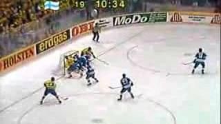 Hockey-VM 1992 - Det bästa från Tre Kronor