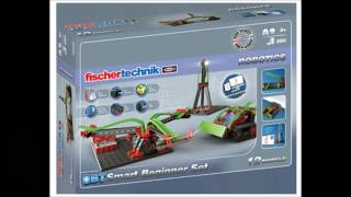 Kurzvorstellung Fischer Technik BT Smart Beginner Set