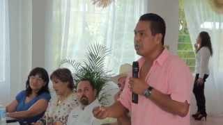 punto huasteco, 5a reunion de consejo de alcaldes de Otontepec y Tamiahua en Tancoco, Ver