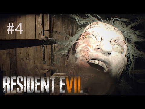 The Worst Boss Ever! | Resident Evil 7 #4