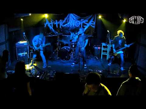 Attic Noise (live @ club *MIXTAPE 5* Sofia 05.04.2014)