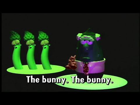 VeggieTales Silly Song Karaoke: New Improved Bunny Song