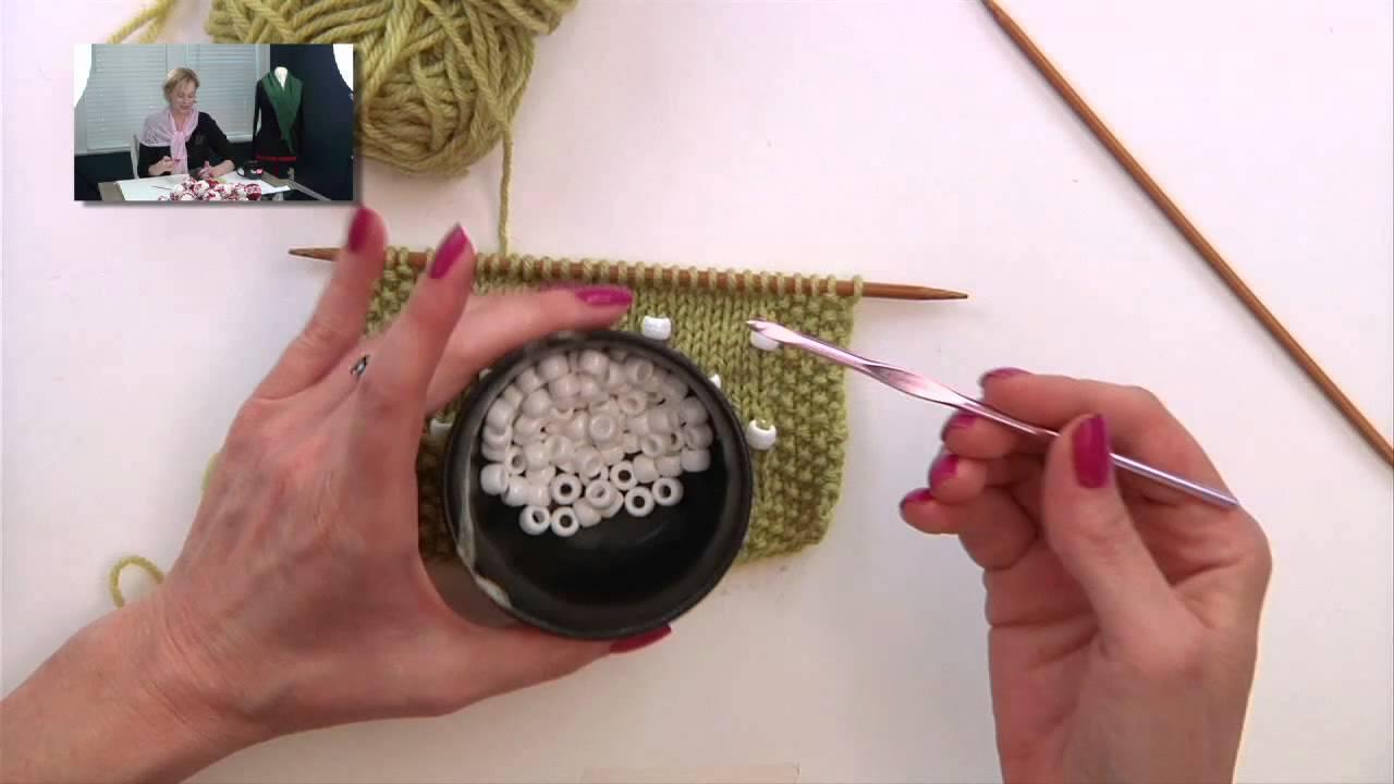 Knitting help adding beads youtube knitting help adding beads bankloansurffo Gallery