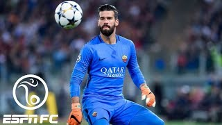 Is Brazilian goalkeeper Alisson heading to Liverpool before the 2018 World Cup begins? | ESPN FC