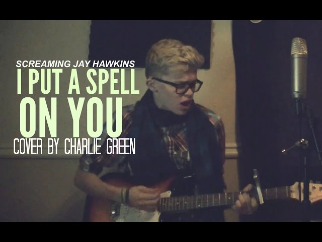 I Put A Spell On You - Screaming Jay Hawkins (Live Cover by CG5)