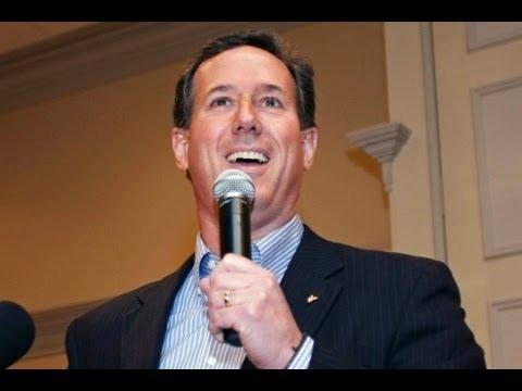 Santorum Attacks Obama's Religion, 'Earth Worship'