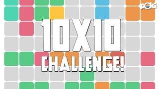 Poki's High Score! 10X10 Challenge