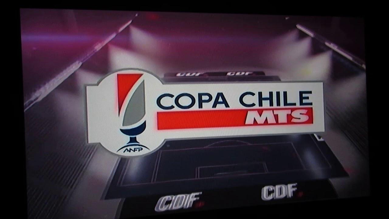 Intro Copa Chile CDF 2016