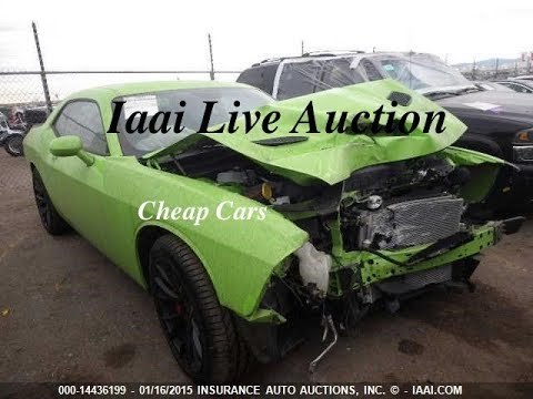 Insurance Auto Auction Salvage >> Iaai Live Salvage Auction Cheap Salvage Cars Youtube