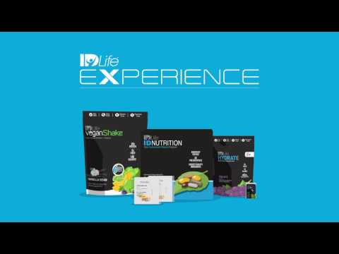 The IDLife Experience Animation