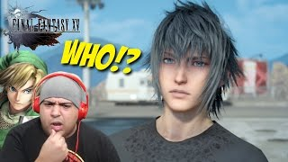 LINK WHO!!??? [FINAL FANTASY XV] [GAMEPLAY]