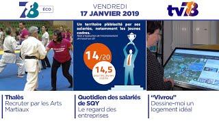 7/8 Eco. Travailler et vivre à Saint-Quentin-en-Yvelines