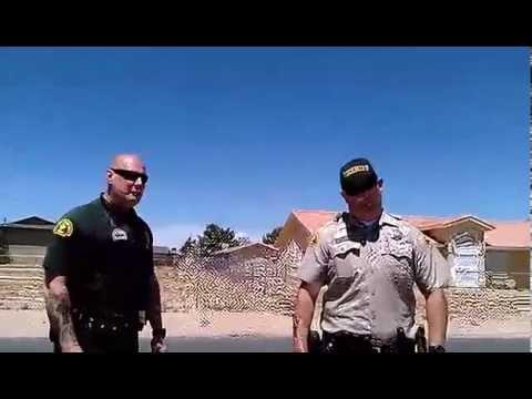 San Bernardino County Sheriff's Deputies Caught on Video