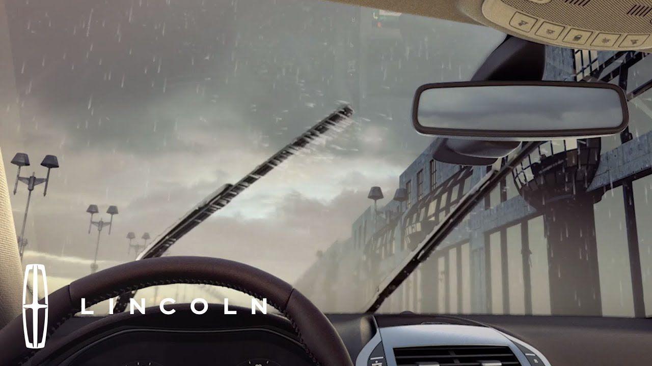 lexus rain sensing wipers not working after windshield replacement