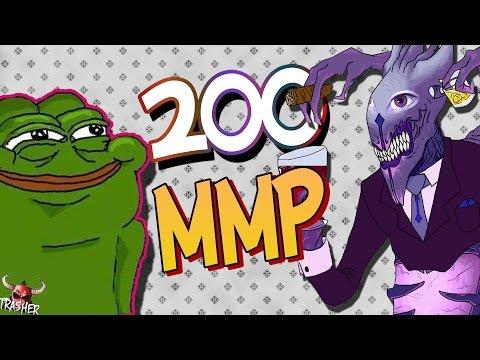 ЭКСПЕРТЫ НА 200 ММР | Dota 2 на дне