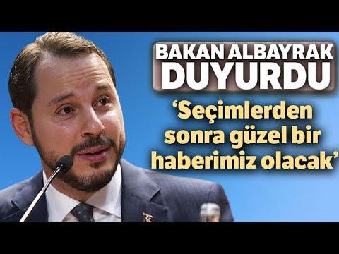 """Hazine Ve Maliye Bakanı Albayrak: """"Sermaye Piyasalarımızı Derinleştireceğiz""""-"""