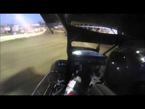 Belle Clair Speedway 4/15/16 POWRi micros heat race