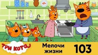 Три кота | Серия 103 | Мелочи жизни