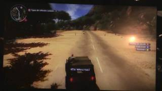 Just Cause 2 preview gameplay (march 4th demo - 8min - french)