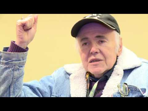 Walter Koenig Interview at FedCon 2016  STAR TREK - THE ORIGINAL SERIES 50th Anniversary