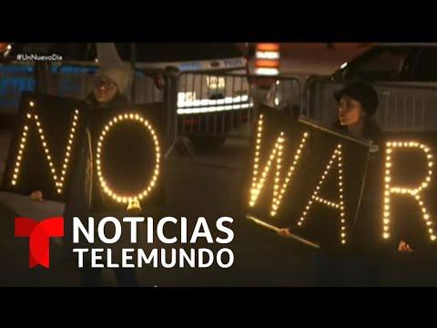 image for  Las Noticias de la mañana, 10 de enero de 2020 Telemundo