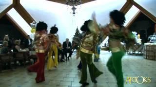 Новогодний вечер 2009-2010 в санатории Звенигород(, 2011-05-04T08:53:35.000Z)