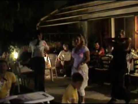Cena con Karaoke con Paolo e Patrizia Livorno set 2004