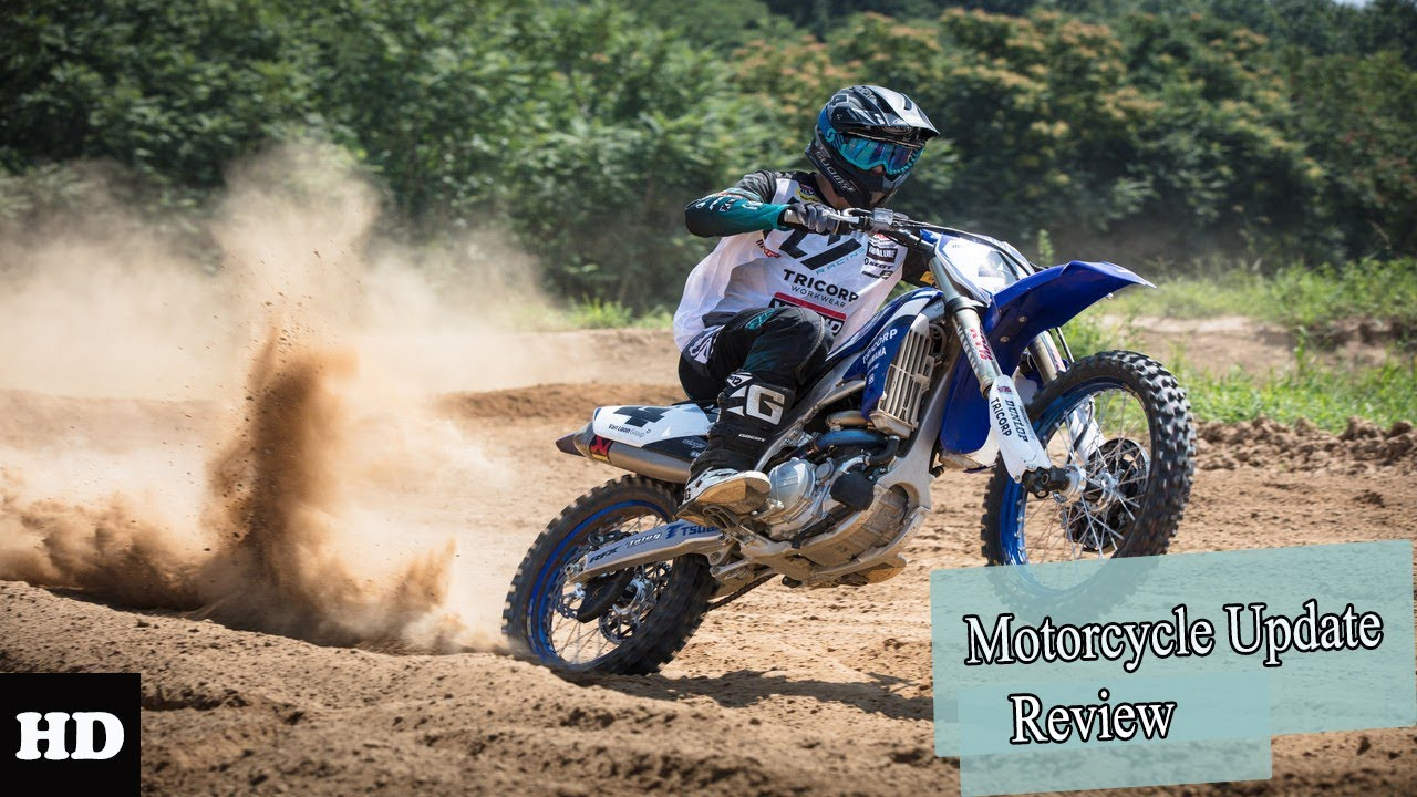 Hot News!! The All New 2019 Yamaha YZ450F