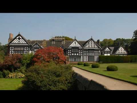 National Trust slide show & Places to visit in Lancashire & Cheshire