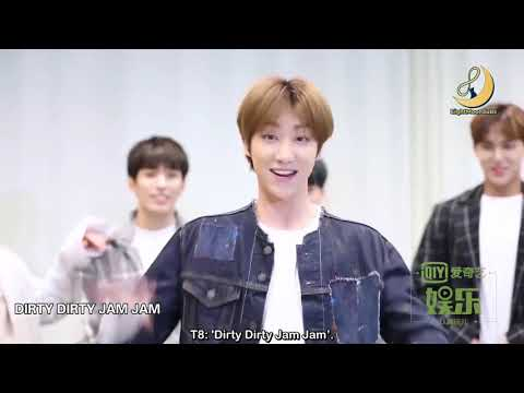 [ENG SUB] 190322 SEVENTEEN IQiYi Interview By EightMoonSubs