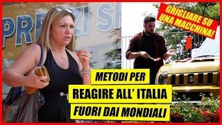Metodi per Affrontare l'Assenza dell'Italia ai Mondiali 2018 - [Candid Camera] - theShow