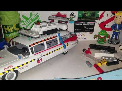 Playmobil Ghostbusters 2 Ecto-1A Box Set Review Part 2