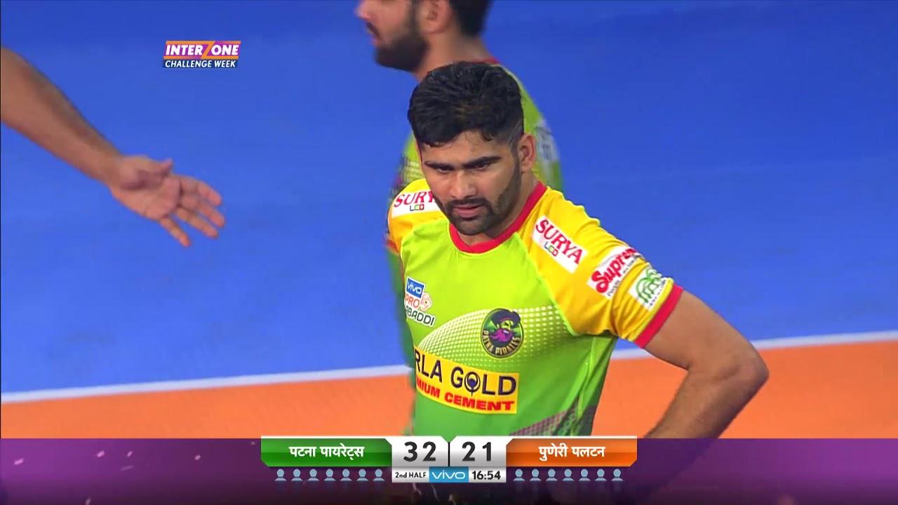 Download Pro Kabaddi 2018   Patna Pirates vs Puneri Paltan   Match Highlights   HINDI
