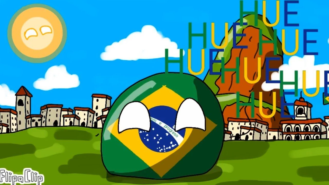 historia brasil countryballs - YouTube