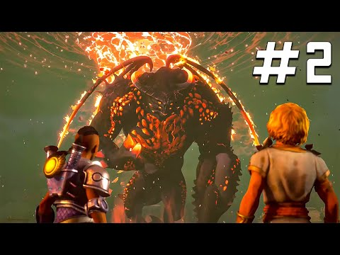 Download Immortals Fenyx Rising - Part 2 -  THE FIRST BOSS! (PS5)