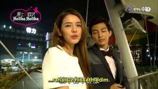 """Fall in Love with me""  Behind the Scenes E07 (BTS) - Turkish Sub"