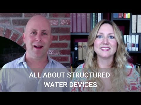 #198 All About Structured Water Devices with Patrick Durkin - Wendy Myers