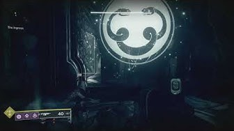 Simple Beginners Shattered Throne Pt 1 (Symbols) - Destiny 2 Forsaken