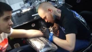 Практический курс обучения татуировке в Тату Академии