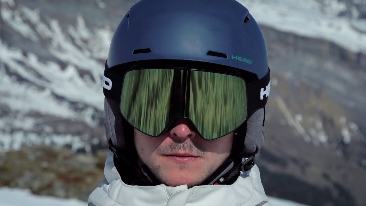 f28f21d095fa Head HORIZON Race Goggles - YouTube
