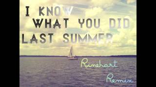 Shawn Mendes & Camila Cabello - I Know What You Did Last Summer (Official Rinehart Remix)