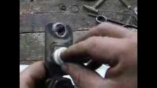 Реставрация части кулисы Mercedes Vito ч.  5(, 2013-11-03T20:16:16.000Z)